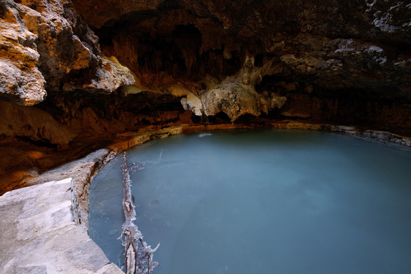 Cave and Bassin in Banff National Park